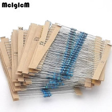 99002 Free Shipping 600 Pcs 1/4W 1% 20PCS 30Values Metal Film Resistor Assortment Kit Set pack electronic diy kit
