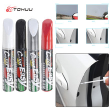 auto brush paint pen Car Paint Scratches Repair Pen Brush Car scratch repair pen paint care car-styling(China)