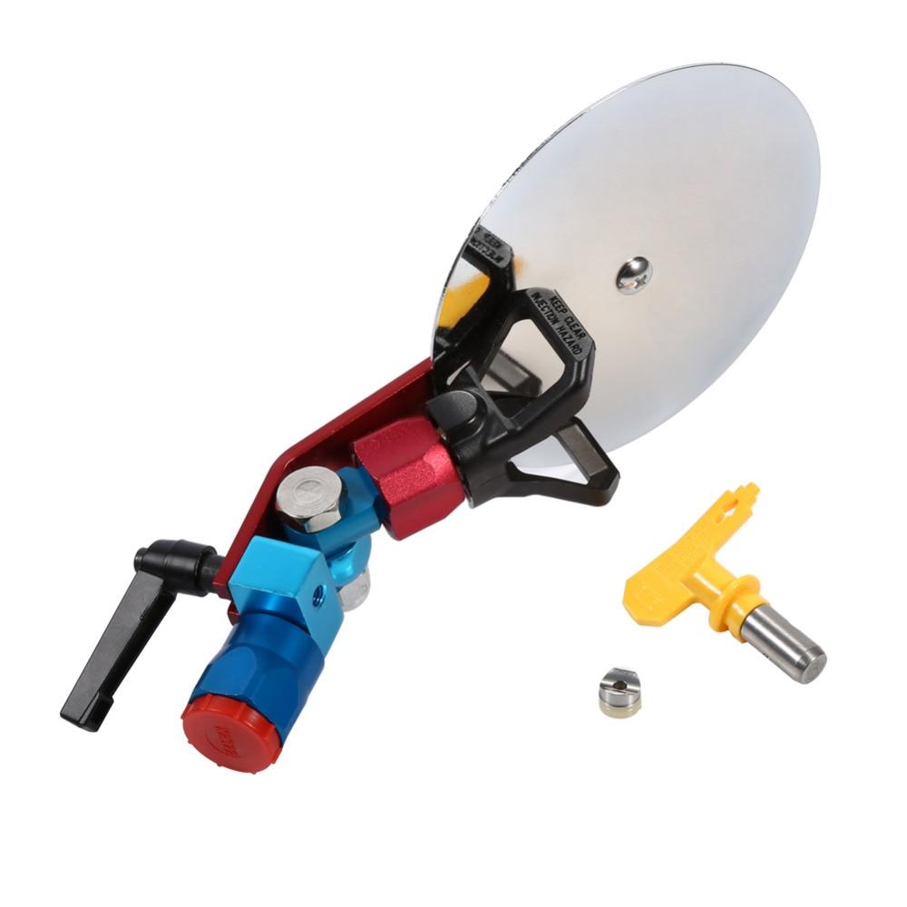 High Quality Universal 7/8 Spray Gun Accessories Tool Airless Paint Sprayer + Nozzle Multi-Function Combination Spray Gun Tool<br>