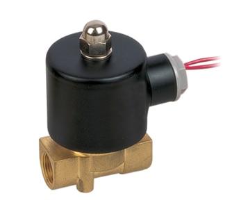 3/8   2W series solenoid valve brass electromagnetic valve<br><br>Aliexpress