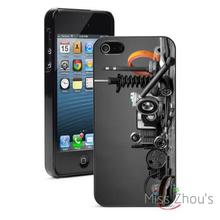 Auto Mechanic Car Parts back skins mobile phone cases for iphone 4/4s 5/5s 5c SE 6/6s plus ipod touch 4/5/6(China)