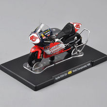 1/18 Scale VALENTINO ROSSI Aprilia RSW 250 World Championship 1998 Motorcycle Model Kids Gift Collection Gifts