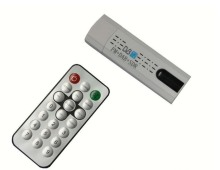 New Digital satellite DVB T2 T Cccam USB tv stick Tuner with antenna Remote HD 1080P TV Receiver for DVB-T2/DVB-C/FM/DAB