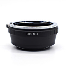 Camera Lens Adapter For Canon EOS EF Lens To for  Sony NEX FS100 FS 100 FS 700 FS 700 VG10 VG20 For EOS-NEX Ring Adapter