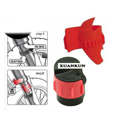 XUANKUN Off - Road Motorcycle Modified Parts Cushioning Cleaning Tools Plastic Clip Maintenance