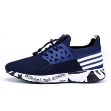 Buy QICE Men Running Shoes Lace Sport Shoes Men Outdoor Jogging Walking Athletic Shoes Breathable Mesh Sport Sneakers Size 39-46 for $15.18 in AliExpress store