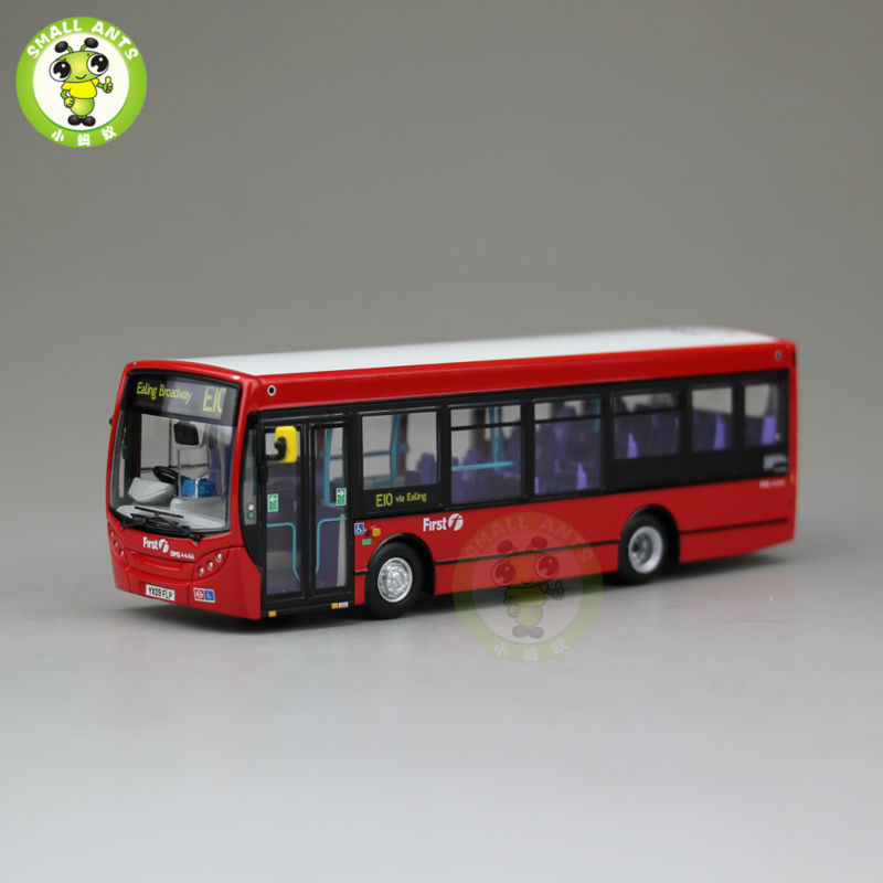 1:76 Scale Bus Models,Creative Master Alexander Dennis,First London,UKBUS 8015<br><br>Aliexpress