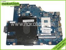 NOKOTION LA-5752P for Lenovo G560 laptop motherboard intel HM55 DDR3 Mainboard Mother Boards warranty 60 days(China)