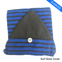 Surfing 5ft-10ft Surfboard Sock Cover 15 Sizes Available Knit Surf Sock Stretch Terry Surf Board Sock