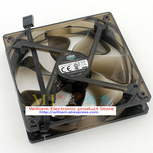 Original CoolerMaster FA12025H12LPD 12025 12 CM chassis CPU PWM  Cooling fan