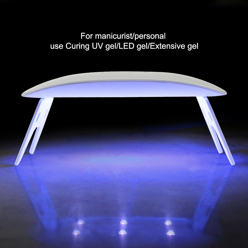 LED UV Lamp for Gel Polish (6)