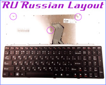 Keyboard RU Russian Layout for Lenovo Z580 Z580A Z585 Z585A V580 N580 N581 N585 N586 G580 G580A G585 G585A 9Z.N5SSW.Q01 Laptop