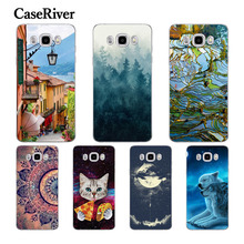 Buy CaseRiver Soft TPU sFOR Samsung Galaxy J5 2016 J510 J510F Case Cover Printed Phone Back Protective sFOR Samsung J5 2016 Case for $1.12 in AliExpress store