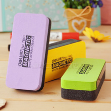 High Quality Magnetic Whiteboard Erasers Dry Erase Marker White Board Cleaner Wipes With School Office Supplies