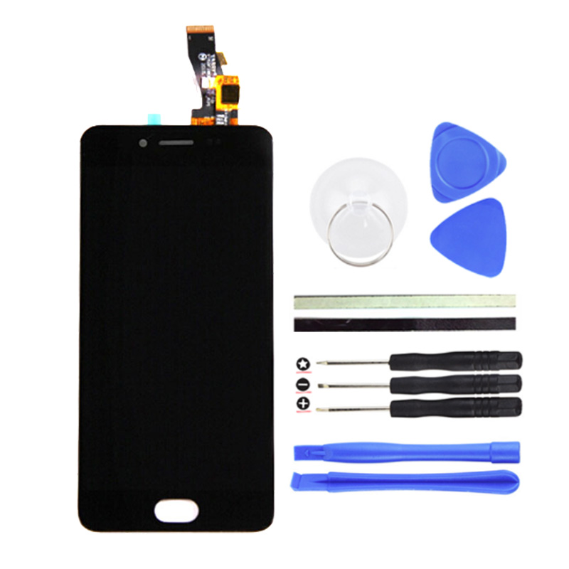 5inch Black For Meizu M3 Mini LCD Display Touch Screen Digitizer Replacement Accessory For Meizu Cell Phone Parts+Tools<br><br>Aliexpress