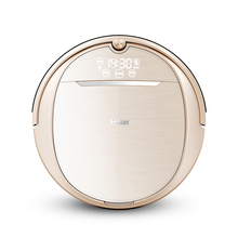 Haier Pathfinder Household Fully Automatic Intelligent Vacuum Cleaner Sweeper Robot Wash Mopping Floor Ground Cleaning Machine