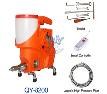 NEW MODEL QY-8200 cement grouting  pump for construction waterproofing