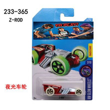 New Arrivals 2017 Hot Wheels Z-ROD Metal Diecast Cars Collection Kids Toys Vehicle For Children(China)
