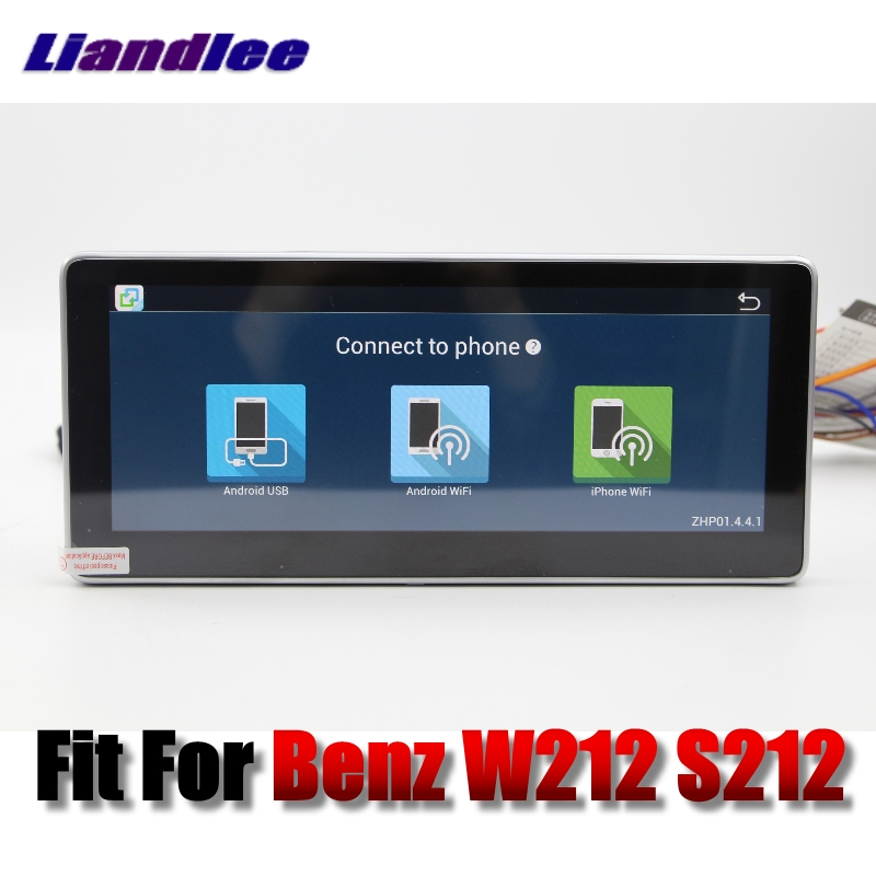 Liandlee Car Multimedia Player NAVI For Mercedes Benz MB E Class W212 S212 2009~2013 Car Radio Stereo GPS Navigation 11