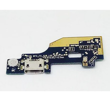 Original charger port USB charging port dock connector complete Flex cable For Leagoo M5
