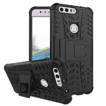 Cool bracket Rugged Kickstand Armor Case for Huawei Honor 8 FRD-AL00 FRD-AL10 FRD-DL00 FRD-L02 FRD-L04 FRD-L09 FRD-L14 FRD-L19