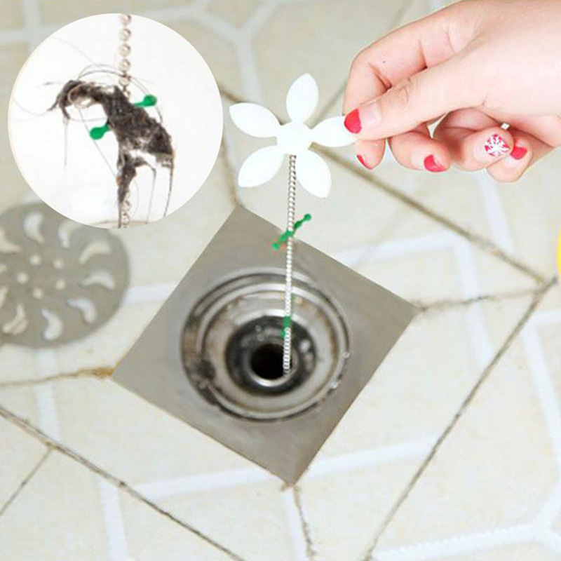 1/5/10/20X Plumbing Filter Sewer Stopper Clean Bathtub Drain Hair Shower Catcher #L057# new hot