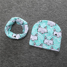Baby hats bibs sets 2pcs caps and bibs for baby boys baby girls 0-2years baby clothes accessories CC612-CGR1