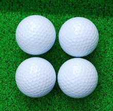 10PCS/Lot Exquisite Design and Durable Bee Cave Practice Balls Golf Ball for Golf Game CS0009(China)