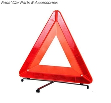 2017 Car warning triangle, Emergency reflective triangles, Road parking safety warning triangle board, Sign emergency stop