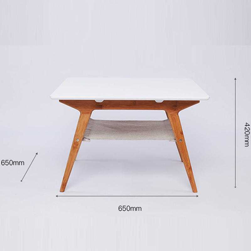ZEN-S-BAMBOO-Square-Coffee-Table-Bamboo-Tea-table-White-Double-Layer-Table-Living-Room-Furniture (4)