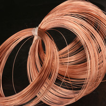 1PCS YT1310 Diameter 1.5MM T2 Copper Copper Wire Free Shipping 1 Meter Sell at a Loss(China)