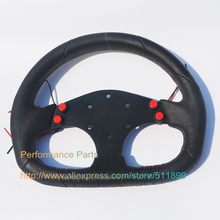 310mm Universal Racing Car Steering Wheel PU Game Steering Wheel