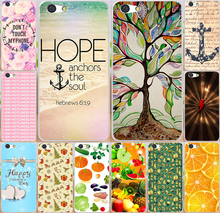 Print Case For  ZTE Blade V6 D6 X7 Phone Cases Covers Blade D6 Blade X7 Fortunately luminous tree Cell Phone Case Shell Cover