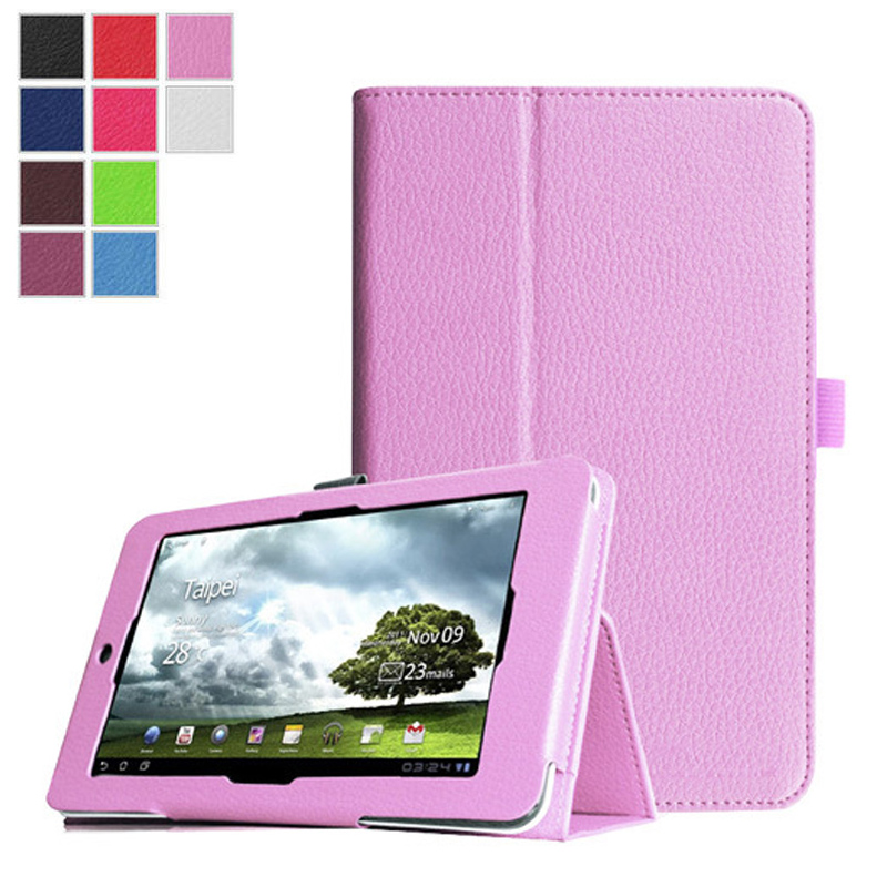PU Leather Case Cover For Asus Fonepad 7 ME175CG ME175 ME175KG 7.0 inch Flip Stand Tablet Protective Shell For Asus ME175CG<br><br>Aliexpress