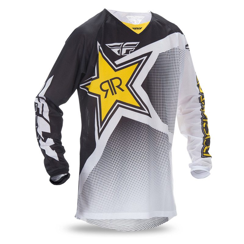 2017 New Male Star Motocross MX Jersey Mountain Bike Bike Bicycle MTB DH Clothes BMX T-shirts Motocross Shirt
