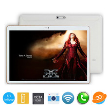 DHL Free Shipping Android 5.1 OS 10 inch tablet pc Octa Core 4GB RAM 32GB/64GB ROM 8 Cores 1280*800 IPS Tablets 10 10.1