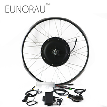 Free shipping 48V1000W Electric Bicycle water-proof Kit e bike Rear Wheel conversion Kit(China)