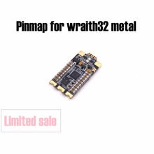 Wraith32 Metal - 32bit BLHELI ESC following base BLHeli and BLHeli_S for quadcopter frame kit limited sale(China)