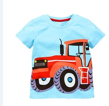 Retail Brand Free shipping 2017 new arrival boys t-shirts t shirt for baby boy tops blouse childrens kids&baby clothes 64-84(China)
