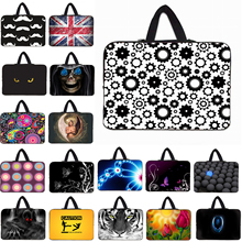 "Notebook Laptop 14 inch Soft Shockproof Neoprene Sleeve Bag Case For Dell ASUS HP Acer Samsung Lenovo 14.1"" 14.4"" Protector Bags(China)"