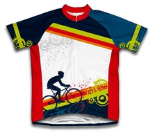 Fearless Boys Cycling Clothing Quick-Dry Bicycle Cycling Jersey Clothing Sportwear Bike Jerseys Ropa Ciclismo(China)