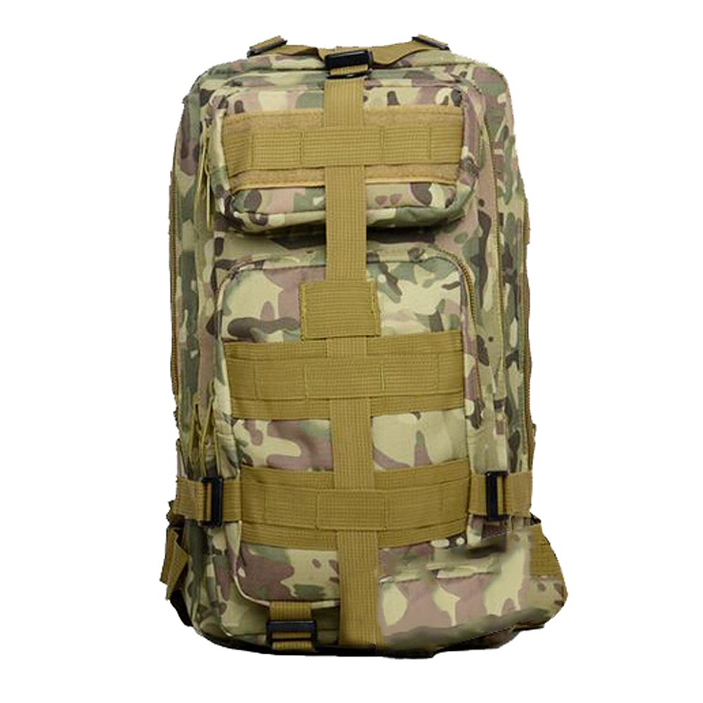 JHO-Men Outdoor backpack - Men Outdoor backpack Military Tactical Backpack Camping Hiking Hunting Trekking Backpack (camouflage)<br><br>Aliexpress