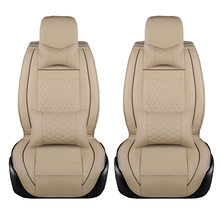 New High Quality Universal Car Seat Cover 5 Set Full Covers For Crossovers Sedans Auto Interior Styling Decoration Protect