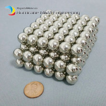 24pcs Diameter 12mm Magic Bucky balls Neodymium Toy Cubes Magic Puzzles Toy Sphere Magnets Magnetic Bucky Balls(China)