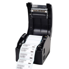 High quality USB port Thermal sticker printer Barcode printer Label Printer for Supermarket, milk tea shop, restaurant
