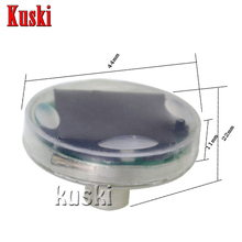 Car styling wheel tire valve cap covers solar light For Toyota Corolla Avensis RAV4 Yaris Auris Hilux Prius verso Accessories(China)