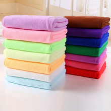 70x140cm Absorbent Microfiber Bath Beach Towel Drying Washcloth Swimwear Shower multicolors