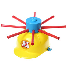 Wet Head Hat Water Game Challenge Wet Jokes And toy funny Roulette Game toys Gags & Practical Jokes For April Fools' Day A451