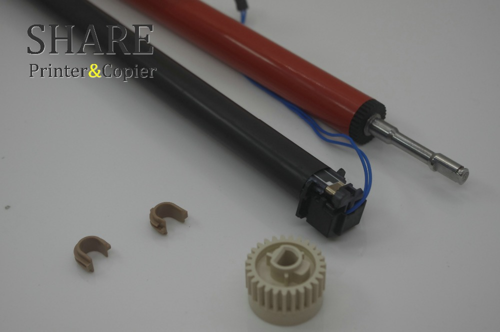 1 X RM1-8809 RM1-8809-000 film kit with pressure roller for HP Pro400 M401 M425 M401DN M401D M425N 400 401 425 401D 425N<br>