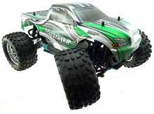 HSP 1/10 Scale Models Nitro Power 4wd Off Road Monster Truck 94188 Pivot Ball Suspension Two Gears High Speed Hobby Rc Car(China)